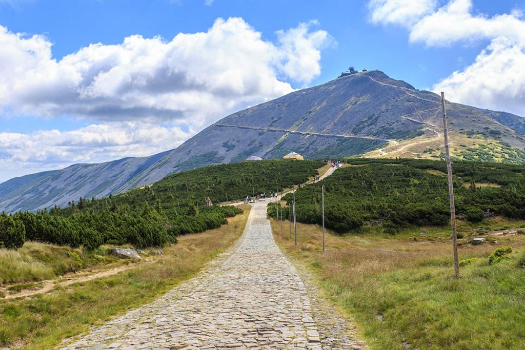 Karkonosze – góry pełne skarbów
