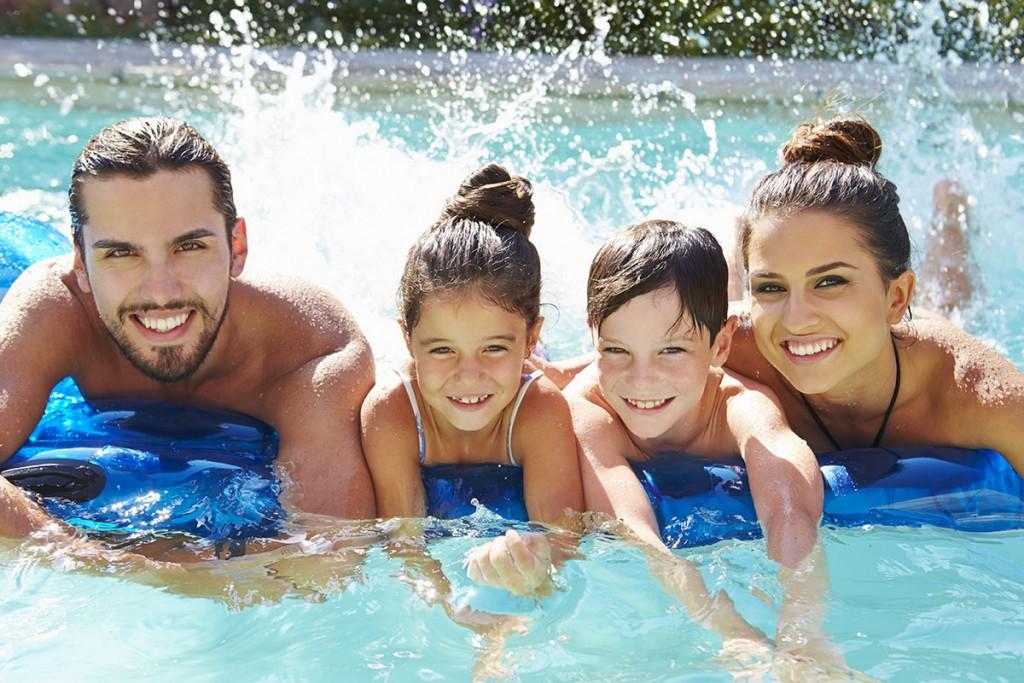 Najlepsze hotele na wakacje z rodziną